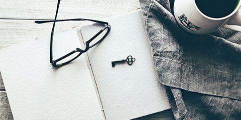 foto met sleutel op